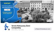 Strona portalu na FB: www.facebook.com/historialomzy